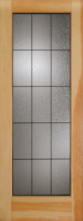 glue chip 15lite French Glass Interior Door