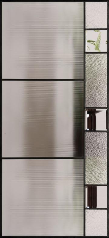 Modena Decorative Doorlite