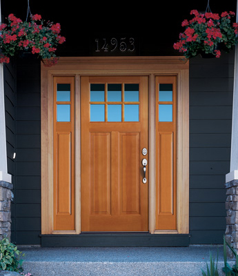 Thermal Sash Doors