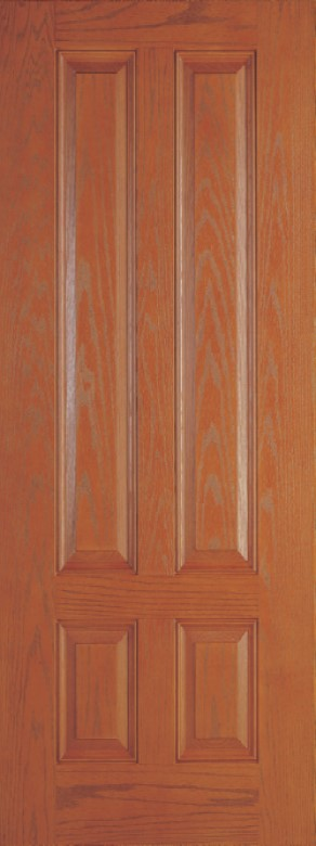DRG49 Woodgrain Plastpro Door