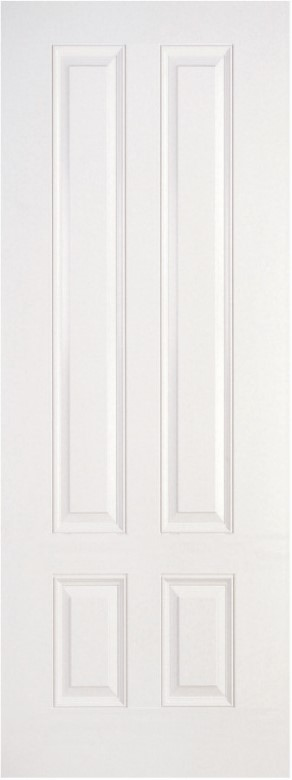 DRS49 Smooth Plastpro Door
