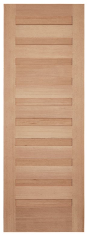 8410 Contemporary Door