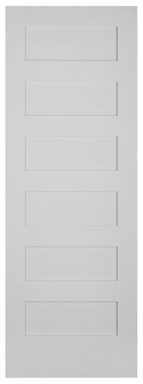 8466 Contemporary Door