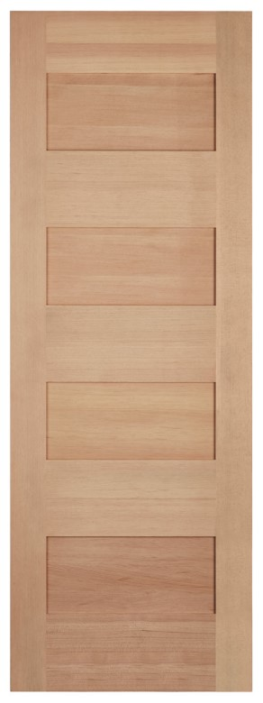 #8944 VG Fir Shaker Contemporary Interior Door