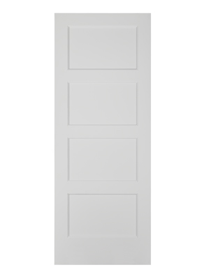 Flat Panel Ovolo Bead Interior Doors