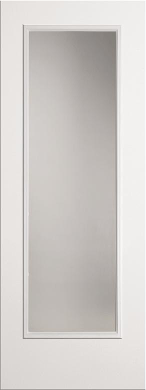 Clear Glass Retro Series Doorlite