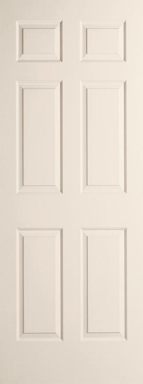 Colonist Moulded Door