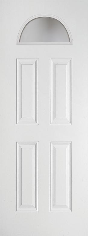 2210SB Clear Doorlite