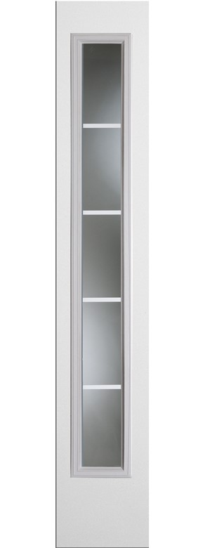 764 5-Lite Internal Grid Doorlite