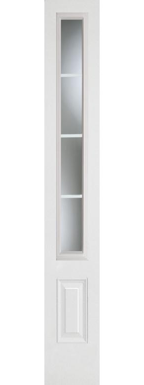 848 4-Lite Internal Grid Doorlite