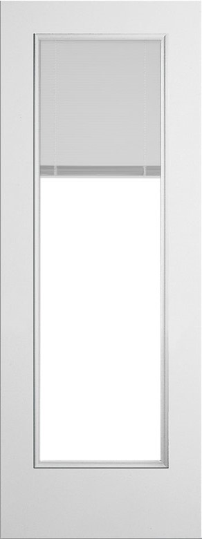 2064 Internal Mini Blind Doorlite