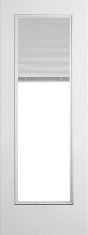 2080 Internal Mini Blind Doorlite