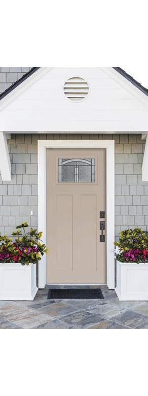 Mastergrain E721 Exterior Door